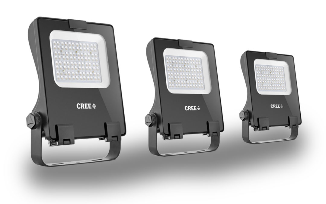 PROJECTEURS CREE CFL SERIES